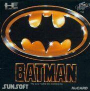 Batman - The Video Game (TG16) - Portada.jpg