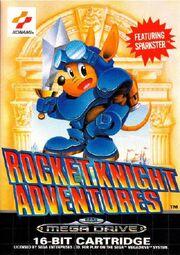 Rocket Knight Adventures - Portada.jpg
