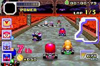 Konami Krazy Racers captura 1