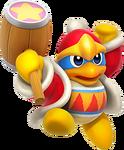 Kirby Triple Deluxe - Rey Dedede