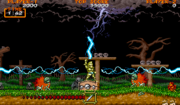 Ghouls 'n Ghosts - Magia lanza.png