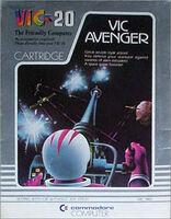 Avenger portada VIC-20