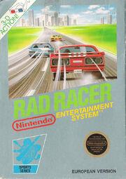 Rad Racer - Portada.jpg