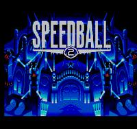 Speedball 2 título Master System