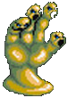 Archivo:Ghouls 'n Ghosts - Goblin Hand.png