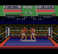George Foreman's KO Boxing SMS