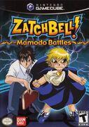Zatch Bell! - Mamodo Battles portada GCN