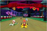 Krazy Kart Racing captura 1