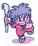 Wai Wai World 2 - Goemon Pose