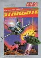 Stargate Atari 2600 portada USA