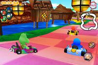Krazy Kart Racing captura 7