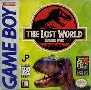 The Lost World - Jurassic Park (GB) - Portada.jpg