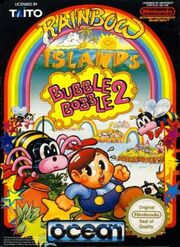Rainbow Islands - The Story of Bubble Bobble 2 - Portada.jpg