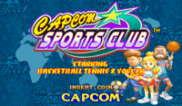 Capcom Sports Club - Título.png