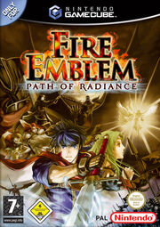 Fire Emblem - Path of Radiance - Portada.jpg