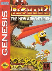 Pac-Man 2 - The New Adventures - Portada.jpg