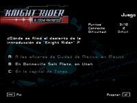 Knight Rider 2 - captura7
