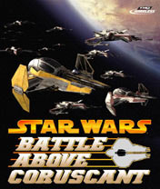 Star Wars - Battle Above Coruscant portada.jpg