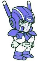 Wai Wai World 2 - Blue Rickle