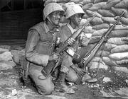 Ethiopian Soldiers Korean War