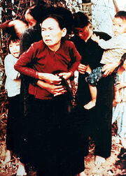 My Lai massacre woman and children