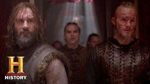 Vikings Season 4 Mid-Season Teaser History