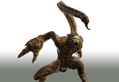 Amazinf Scorpion Game