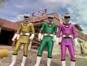 Shadow Rangers (Turbo)