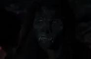 Werewolf Black Deer