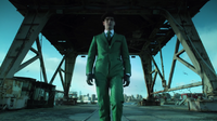 Edward Nygma Riddler costume