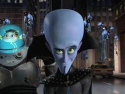 Megamind with Minion
