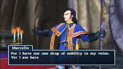 Dragon Quest 8 - Part 95 - Marcello's Speech in Neos