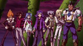 The Seven Emperors
