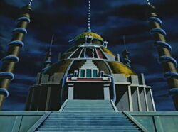 The Paradius Temple