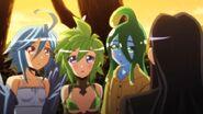 Kii in anime