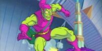 Green Goblin (Spiderman The Animated Series)