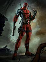 Deadpool looking bad4$$