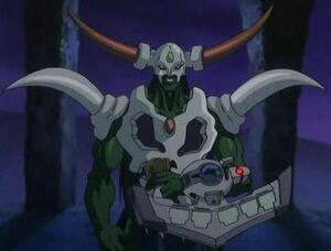 Skull Knight GX