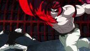 Tokyo Kaneki fighting with Yamori