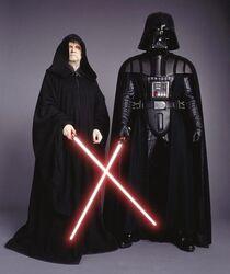 Vader and Emperor