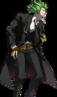 Yūki Terumi (Story Mode Artwork, Defeated)