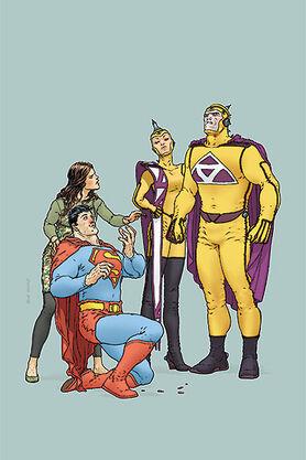 Bar-El Lilo All-Star Superman 001
