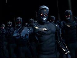 Psycho clones