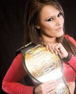 Cheerleader Melissa SHIMMER Champion