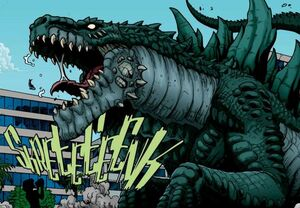 <i>Godzilla: Rulers of Earth</i>