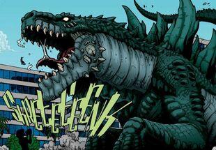 ''Godzilla: Rulers of Earth''