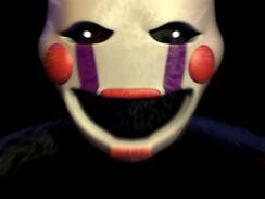 The Puppet Five Nights At Freddy 39 S Villains Wiki
