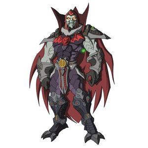 Anillis Kur the Horde Prime