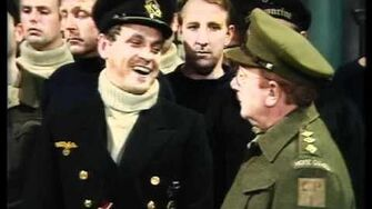 Dad's Army Best ever scene