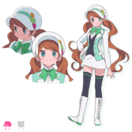 Lulu Yurigasaki Human Form